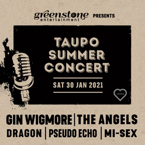 Taupo Summer Concert photo