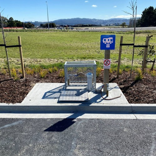 Mobil Taupo PDS photo