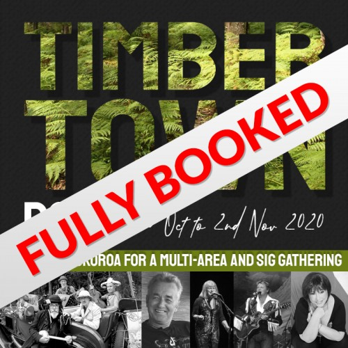 The Timber Town Romp 2020 photo