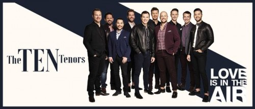The Ten Tenors photo