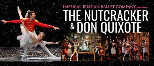 The Nutcracker & Don Quixote photo