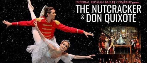 Nutcracker & Don Quixote photo