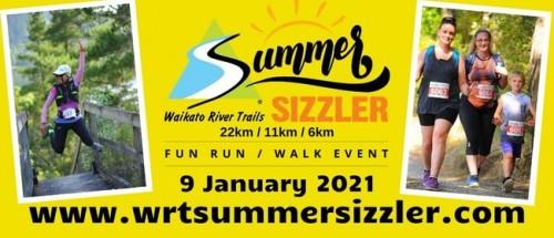 Waikato River Trails Summer Sizzler 2021 photo