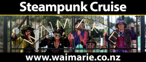 Steampunk Cruise photo