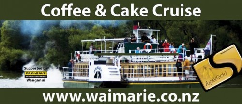 Coffee and Cake Cruise photo