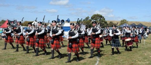 Turakina Highland Games photo