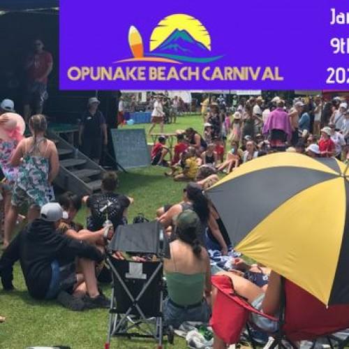 Opunake Beach Carnival photo