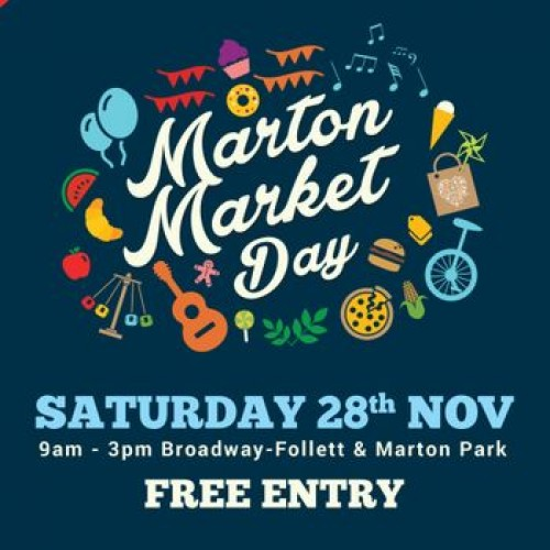 Marton Market Day photo