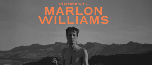 An Evening With Marlon Williams photo