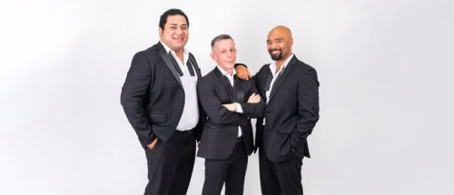 The Three Tenors - Operatunity photo