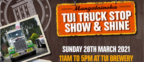 Mangatainoka Motors Truck Show & Shine photo
