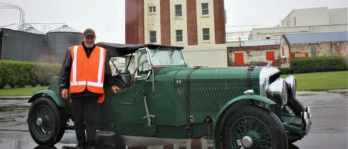 Mangatainoka Motors Vintage Day photo