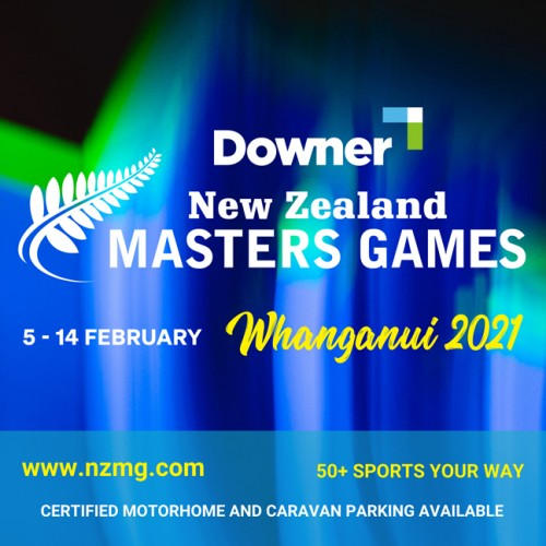 Downer New Zealand Masters Games photo