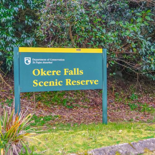 Okere Falls Track photo
