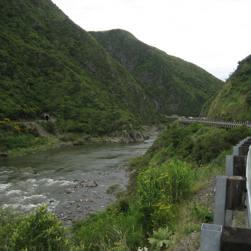 Manawatu Gorge Loop Track photo