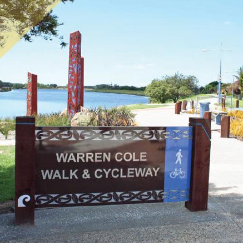 Warren Cole Walk & Cycleway photo